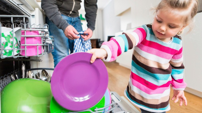 Kids Who Do Chores Are More