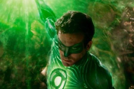 Green Lantern 2 will follow in