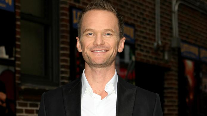 Neil Patrick Harris reveals the man