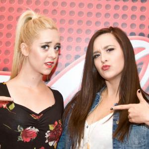 EXCLUSIVE: Watch Megan & Liz spill