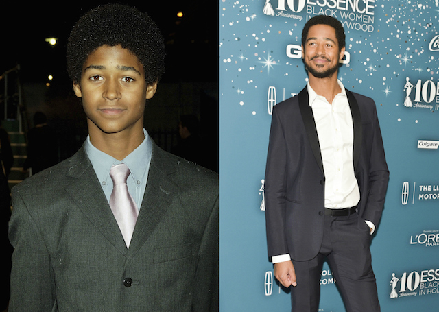 'Harry Potter' Cast: Then & Now: Alfred Enoch
