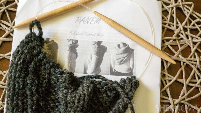 Movie-inspired knitting projects for your inner