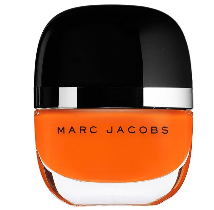 Ugly Nail Polish Colors Are Trending For Summer 2017: Marc Jacobs Enamored Hi-Shine Nail Polish in Snap! | Summer Makeup Trends 2017