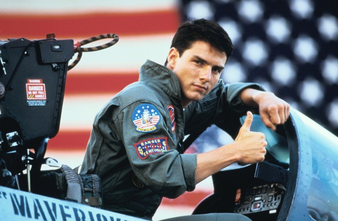 An arial pilot was killed during the filming of Top Gun