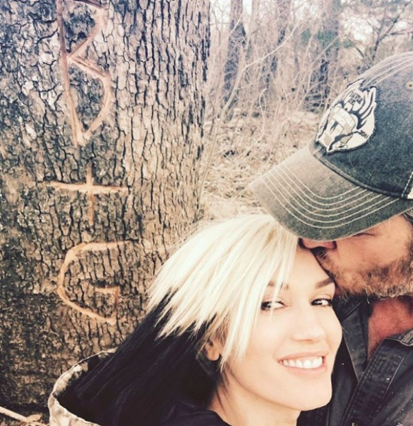 Gwen Stefani and Blake Shelton pregnancy rumors