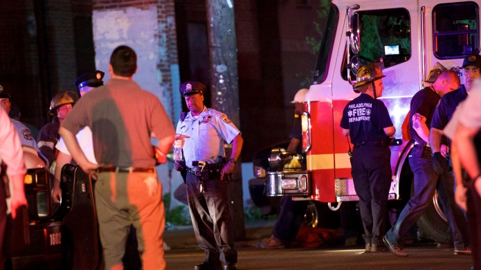 Horrific Amtrak crash shows the bravery