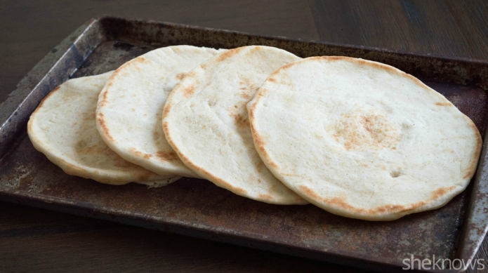 Gluten-free flatbread is so easy to