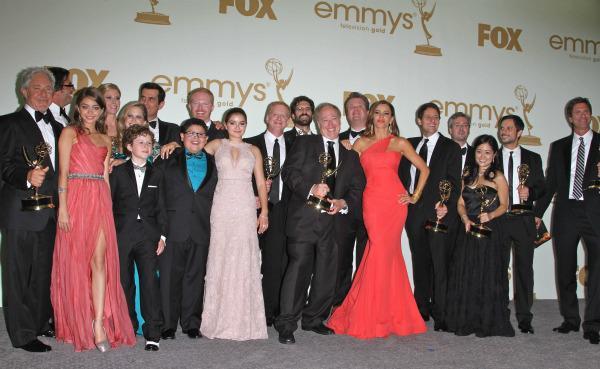 Modern Family stars miss their first