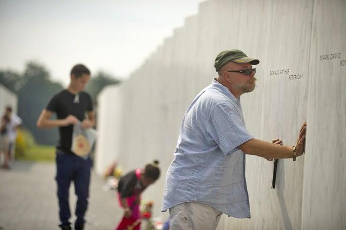 Shanksville Pennsylvania Flight 93 National Memorial