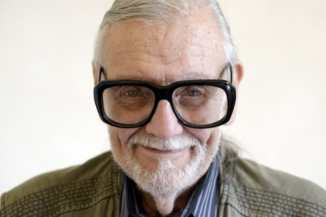 These celebrities died in 2017: Horror director George A. Romero