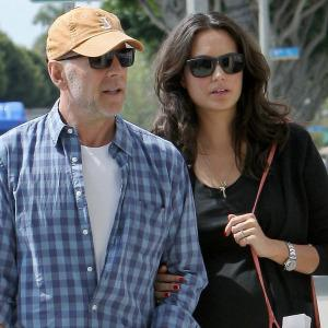 Bruce Willis becomes 5th-time dad