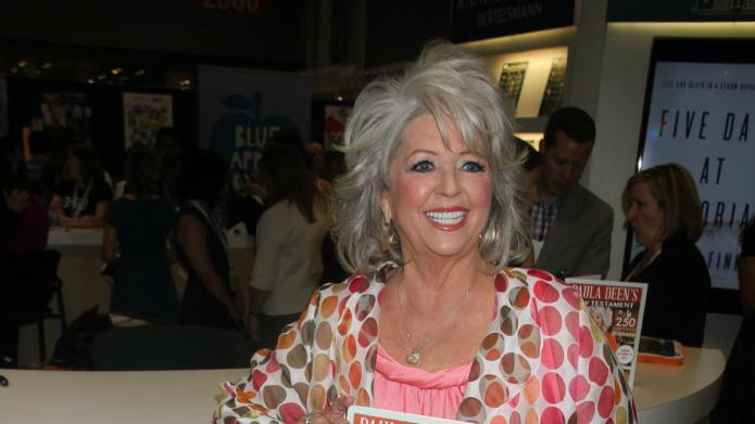 Paula Deen is back with her