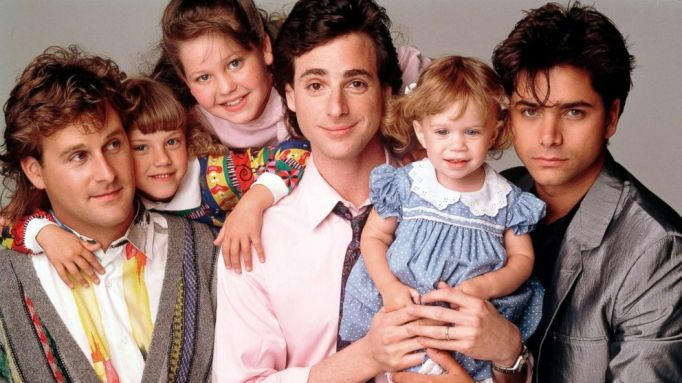 Full House original cast