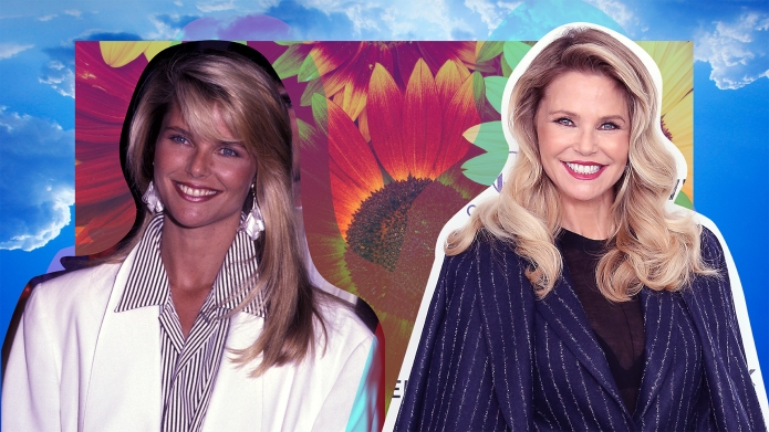 Christie Brinkley Through the Years