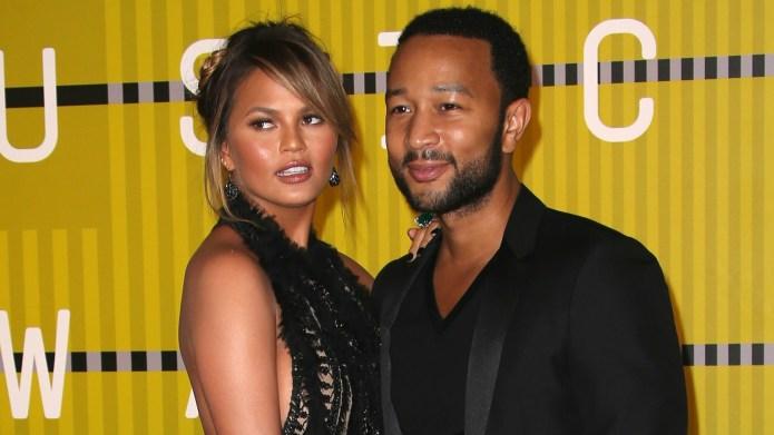 John Legend gives Chrissy Teigen the