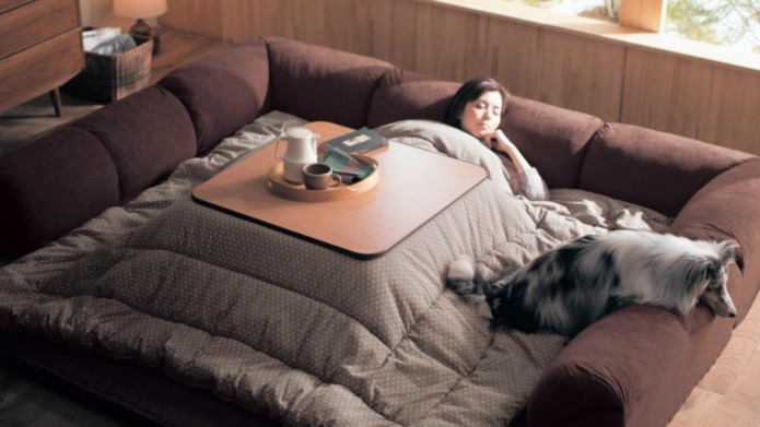 This Japanese couch bed will transform