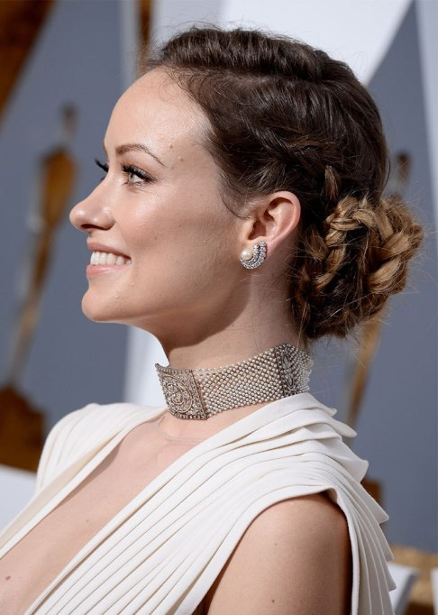 Best Celebrity Braids: Olivia Wilde | Celeb Hair Inspo 2017