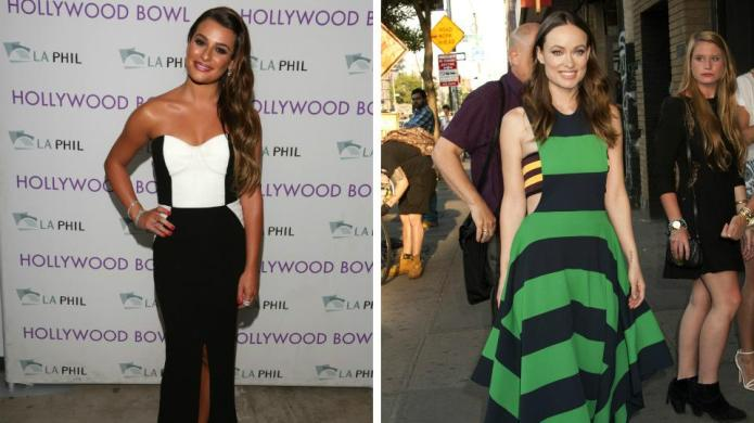 Friday's Fashion Obsessions: Lea Michele and