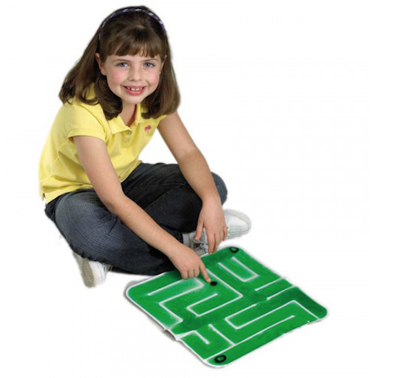 Gifts for kids with autism: Sensory Gel Maze