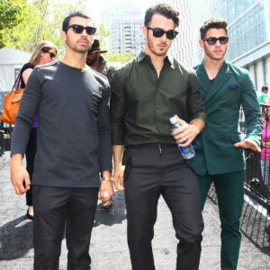The Jonas Brothers call it quits
