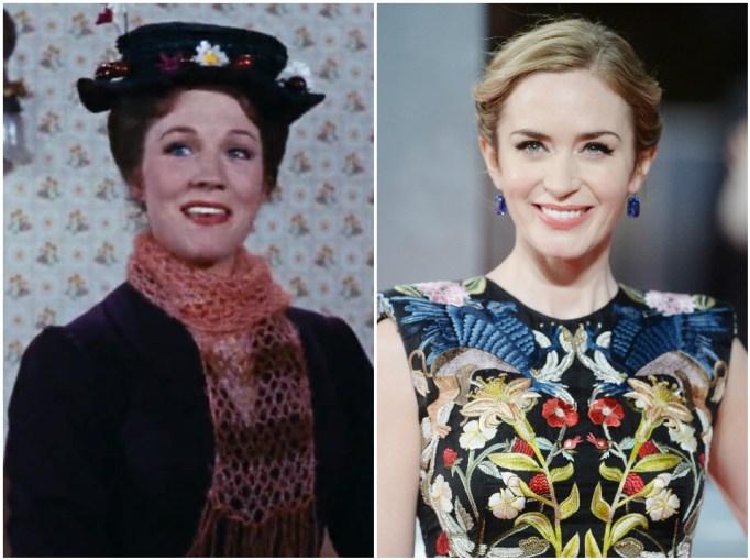 mary poppins new cast