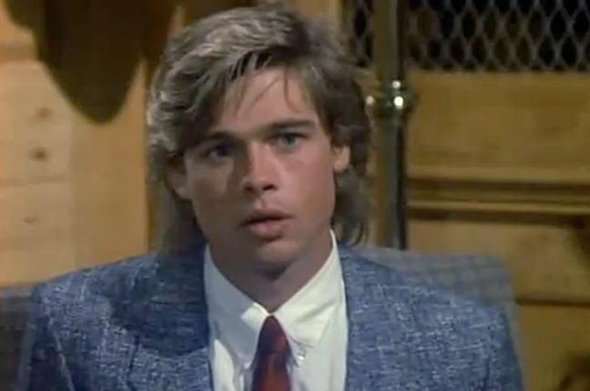 Brad Pitt on Dallas