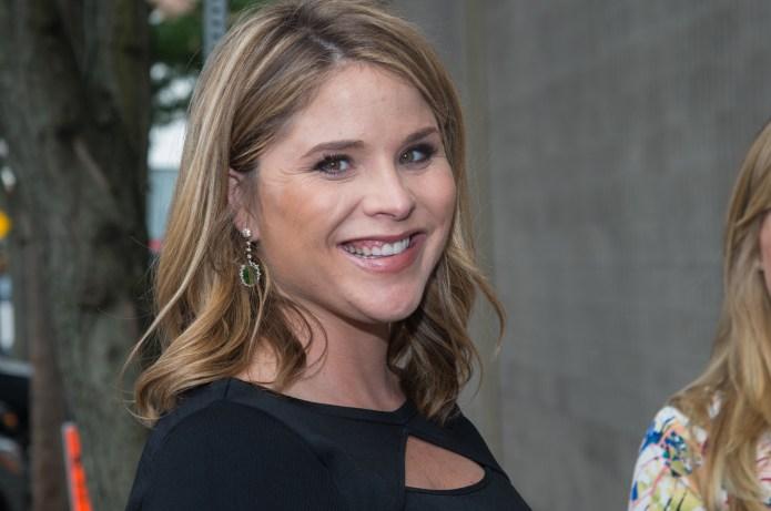 Jenna Bush Hager gives birth to