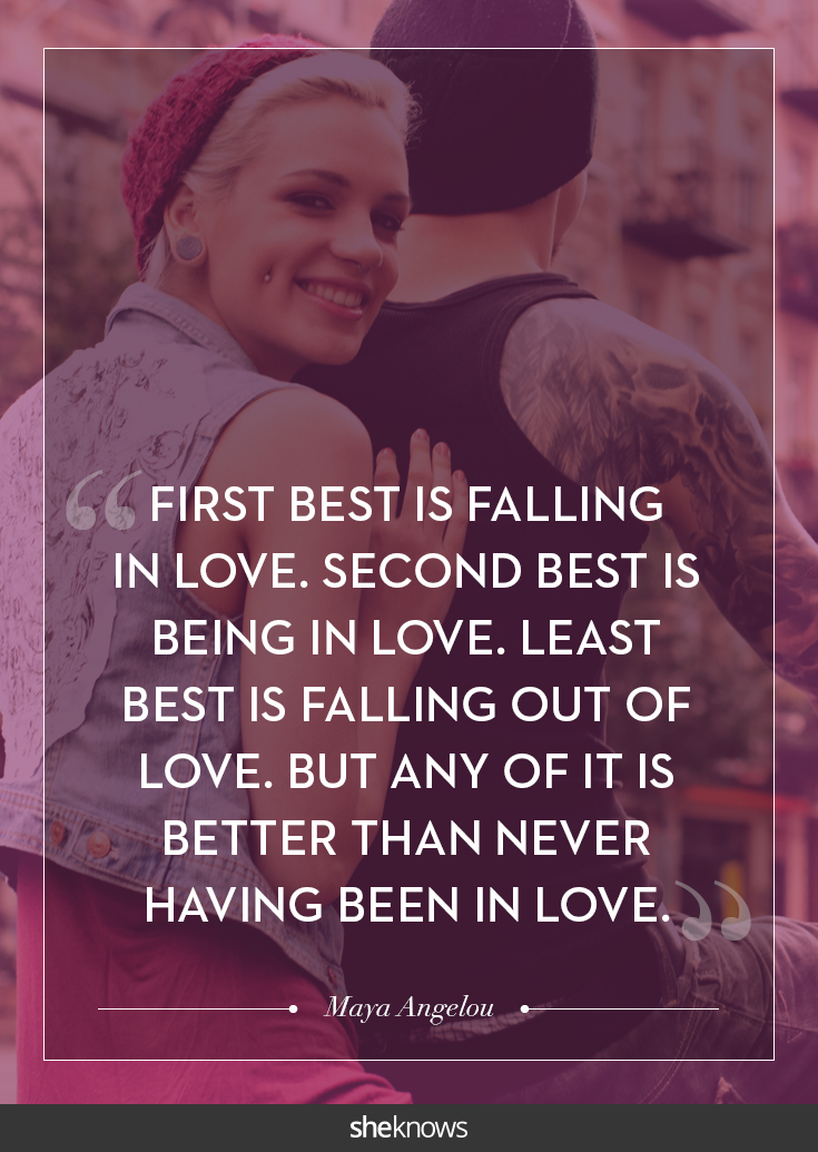50 Love Quotes That Keep It Super-Real – SheKnows