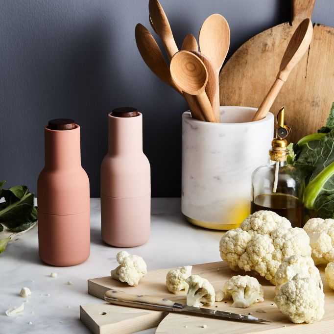 Valentine's Day Gifts For Moms: salt and pepper grinders from Food52.