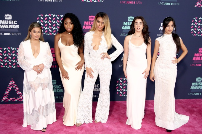 Fifth Harmony CMT Awards