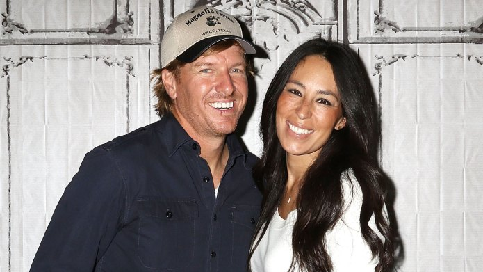 Behold: Joanna & Chip Gaines' New