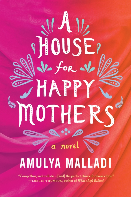 A House For Happy Mothers book cover