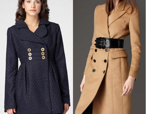 Best fall outerwear trends for hourglass