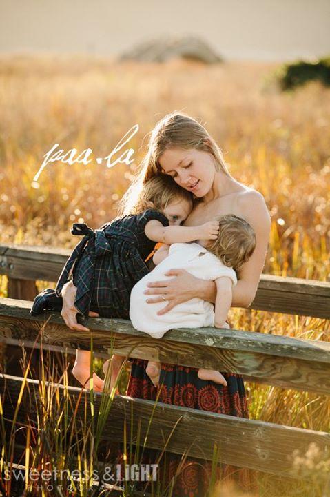 Paala Secor breastfeeding | Sheknows.com