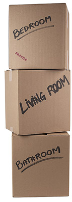 packing boxs