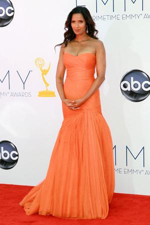 Padma Lakshmi at the Emmys