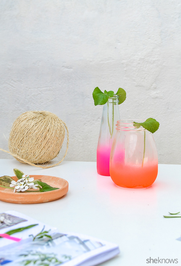DIY vase 1