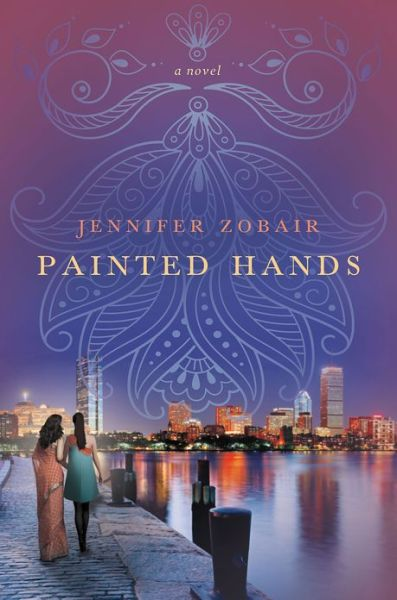 Painted Hands cover