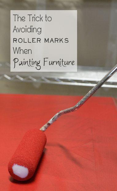 roller marks