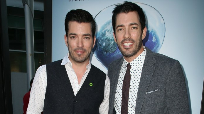 Property Brothers' Drew & Jonathan Scott