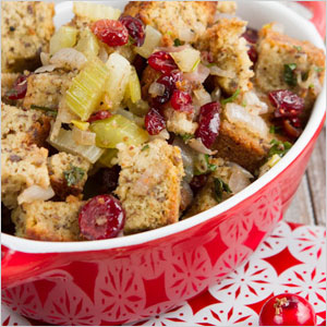 Paleo cranberry stuffing | Sheknows.ca