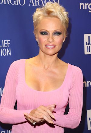 Pam Anderson weds