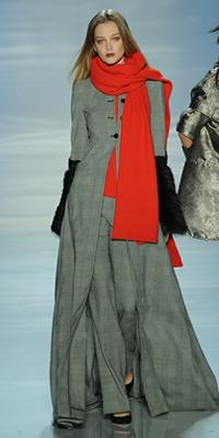 New York Fashion Week 2012 -- Pamella Roland