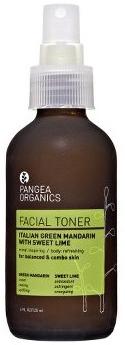 Pangea Organics Italian Green Mandarin with Sweet Lime Facial Toner