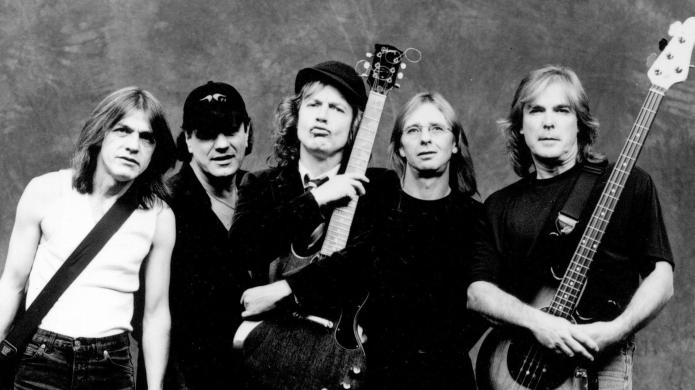AC/DC drummer Phil Rudd arrested for