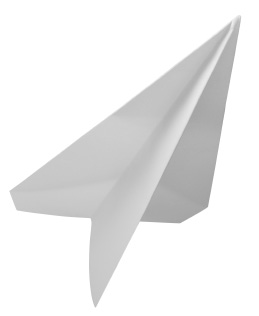 Paper airplanes