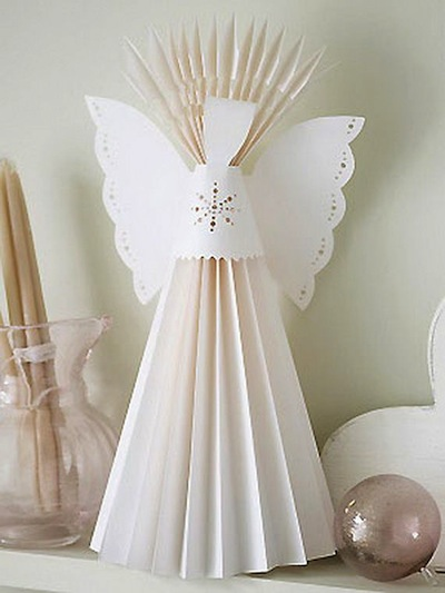 Paper angel craft