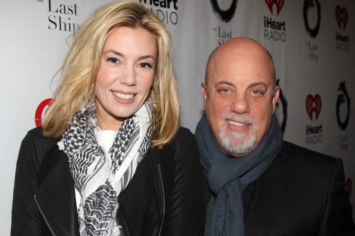 Billy Joel and Alexis Roderick welcome