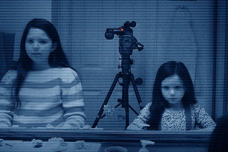 See Paranormal Activity 3 on Friday