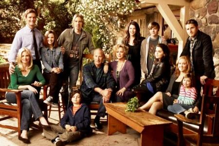 Parenthood cast includes Lauren Graham, Craig T Nelson and Dax Shepard
